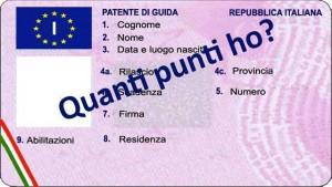 come-verificare-punti-sulla-patente
