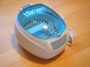 lavatrice ad ultrasuoni